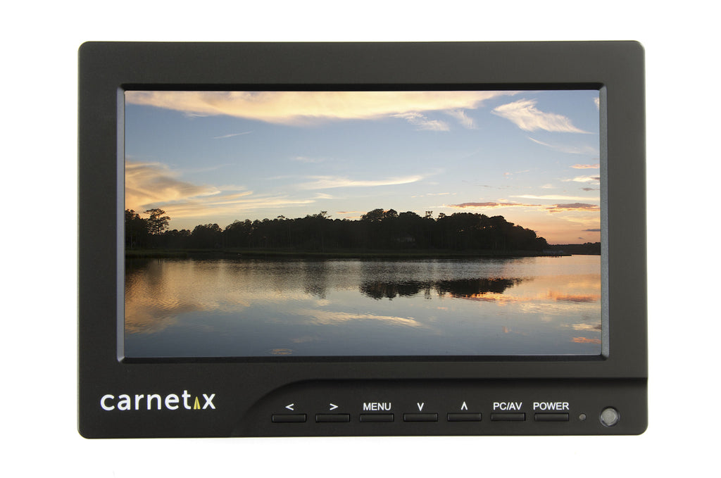 "CarNetix 7"" HDMI VGA Touch Screen Monitor High Brightness CX7HDMIT"