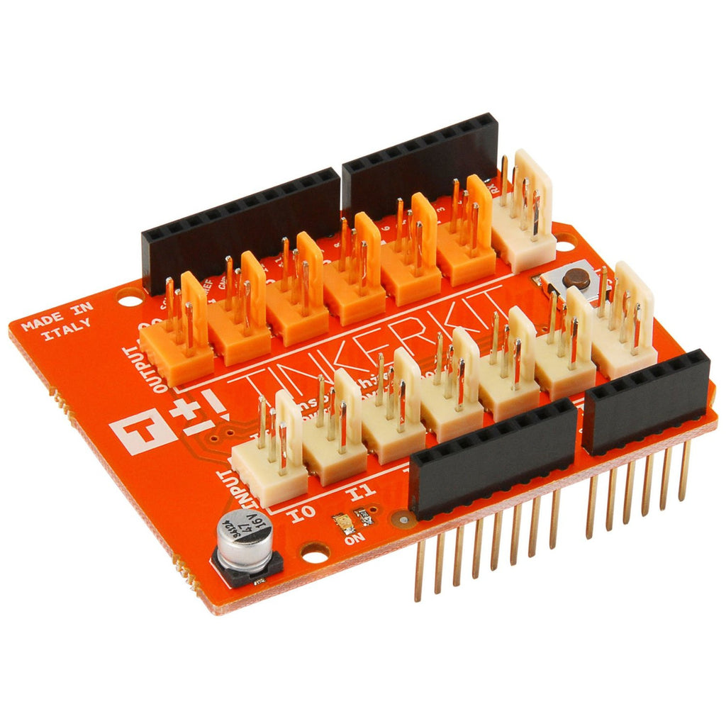 TinkerKit - Starter Kit for Arduino