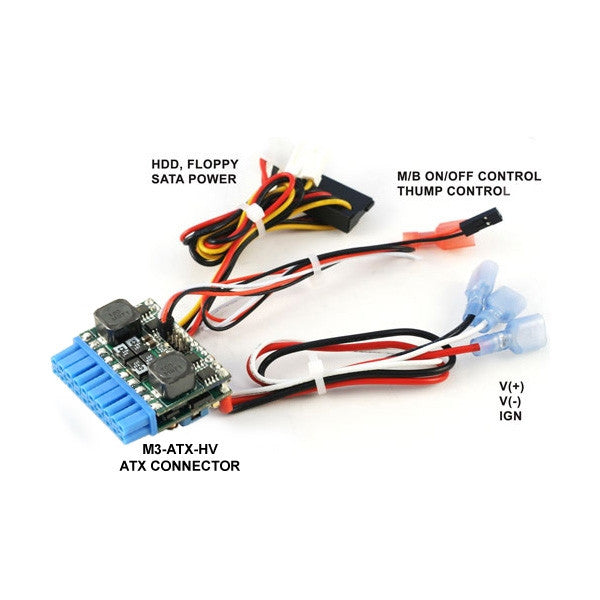 M3-ATX-HV 95 Watt - Smart Automotive Power Supply