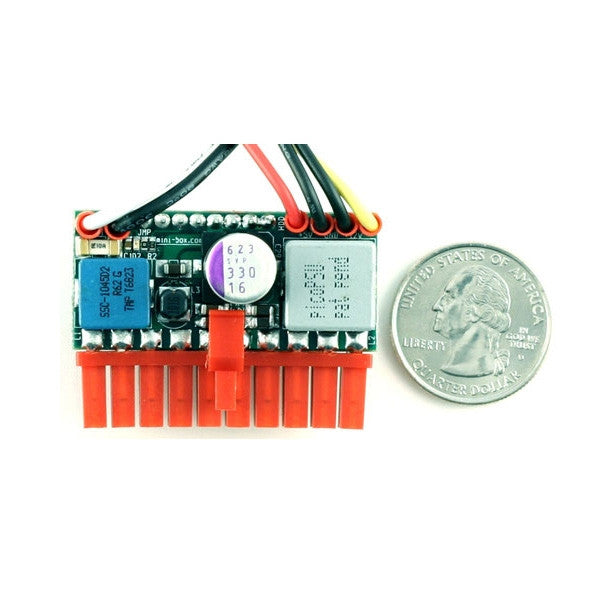 Mini-Box PicoPSU-80-WI-32 80W Wide Input DC-DC Power Converter