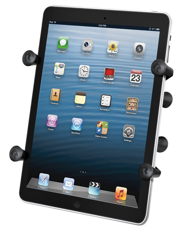 RAM Mount X-Grip Universal Tablet Holder with 1-Inch Ball