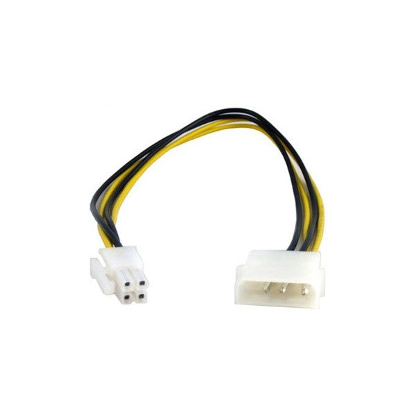 4-Pin P4 - Molex Power Cable