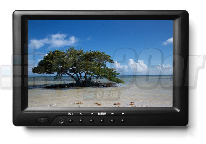 "Lilliput 669GL-70NP/C/T 7"" VGA, HDMI, DVI Touch Screen Monitor"