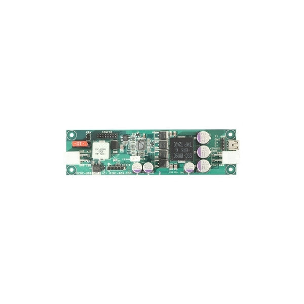 Intelligent DC-DC Converter with USB Interface