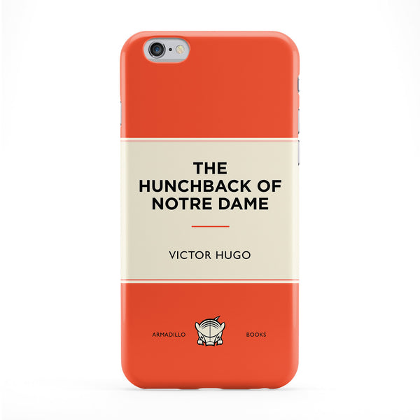The Hunchback of Notre Dame by Victor Hugo Phone Case by Armadillo Books