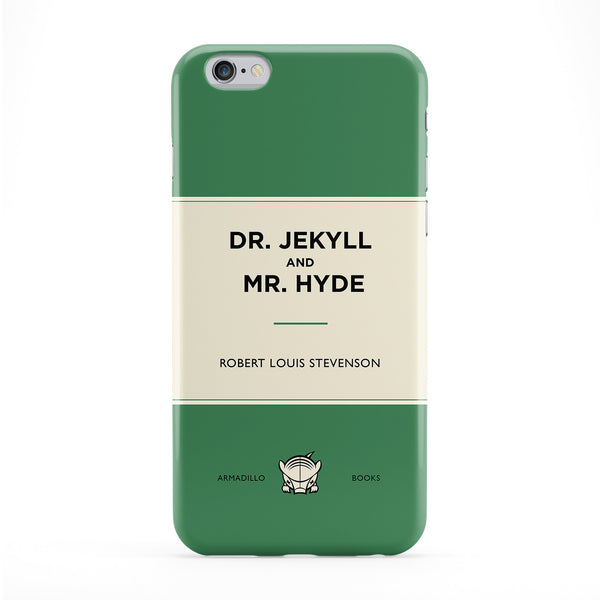 Dr Jekyll and Mr Hyde by Robert Louis Stevenson Phone Case by Armadillo Books
