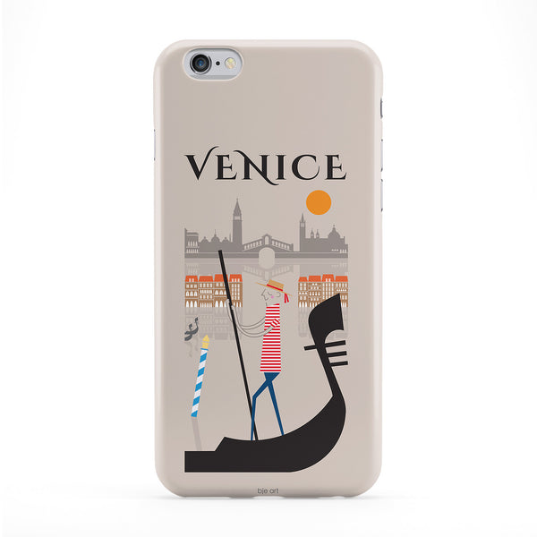 Venice Phone Case by BJE Art