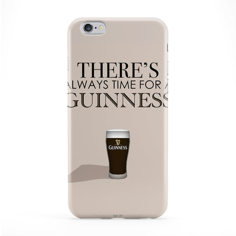 Time For Guinness Phone Case by BJE Art
