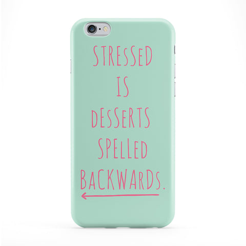 Stressed Phone Case by BJE Art