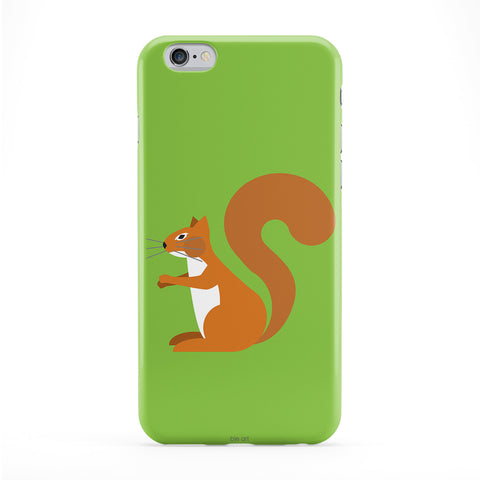 Squirrel Phone Case by BJE Art
