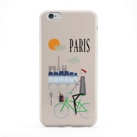 Paris Phone Case by BJE Art