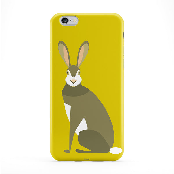 Hare Phone Case by BJE Art