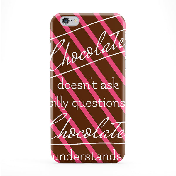 Chocolate Phone Case by BJE Art