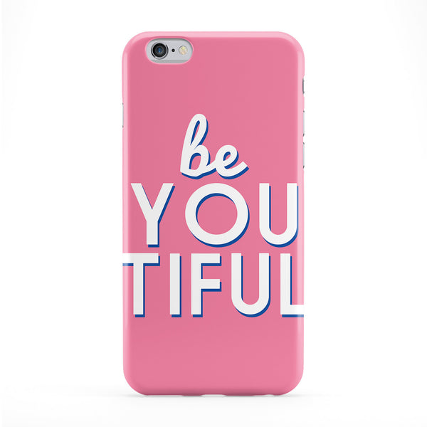 Beyoutiful Full Wrap Protective Phone Case by BJE Art