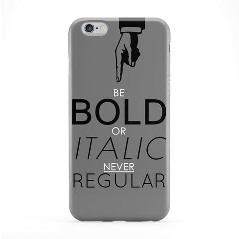 Be Bold Phone Case by BJE Art