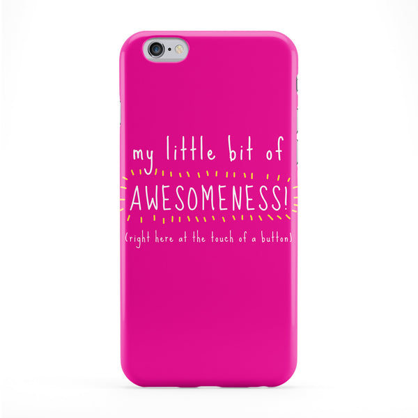 Awesomeness Phone Case by BJE Art