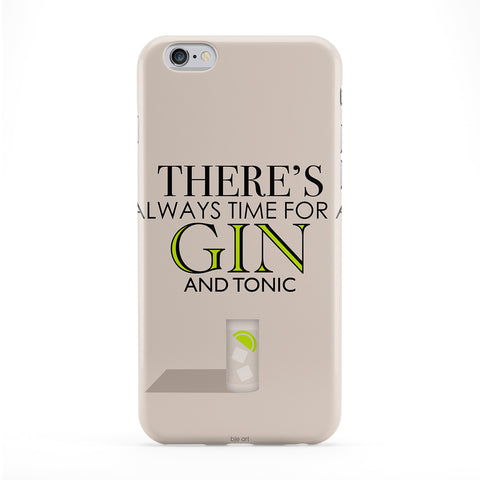 Always Time For G & T Phone Case by BJE Art