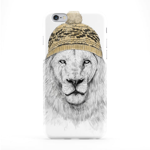 Winter is Here Full Wrap Protective Phone Case by Balazs Solti