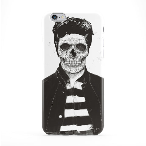 Death Fashion Full Wrap Protective Phone Case by Balazs Solti