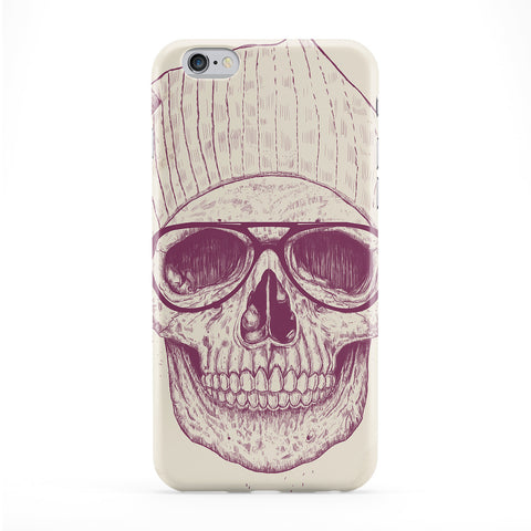 Cool Skull Phone Case by Balazs Solti