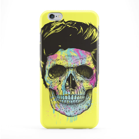 Colour Your Death Full Wrap Protective Phone Case by Balazs Solti