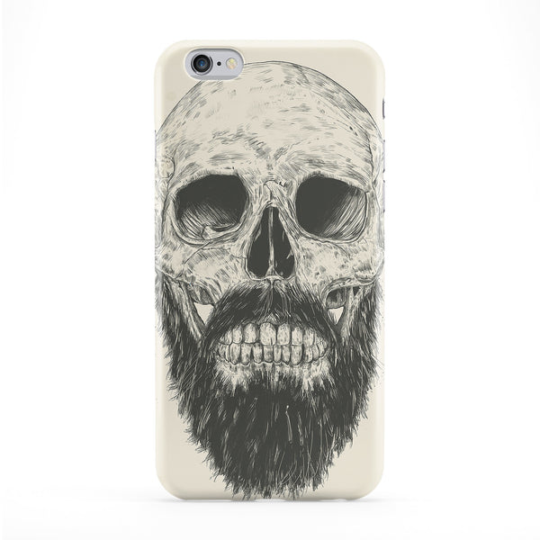Beard is Not Dead Phone Case by Balazs Solti