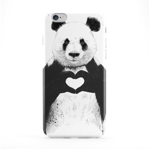 All You Need is Love Full Wrap Protective Phone Case by Balazs Solti