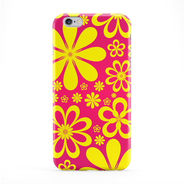 Yellow Flowers Phone Case by BYMBOW