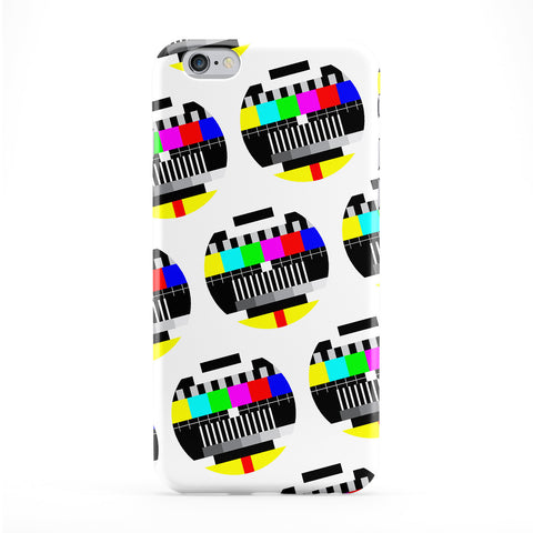 TV Signal Phone Case by BYMBOW
