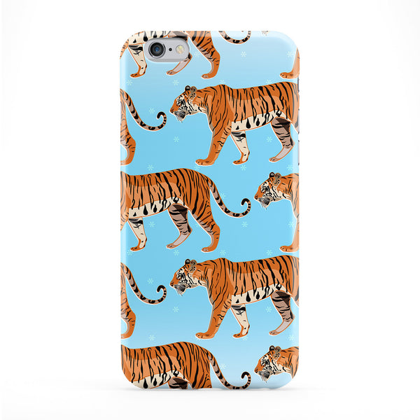 Tiger Pattern Phone Case by BYMBOW
