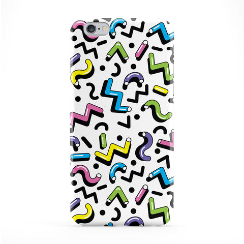 Retro 80s Pattern 02 Phone Case by BYMBOW
