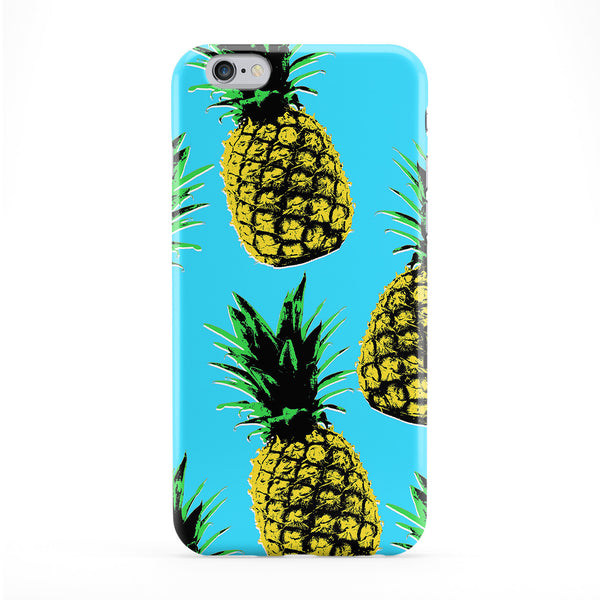 Pineapple Pattern Phone Case by BYMBOW