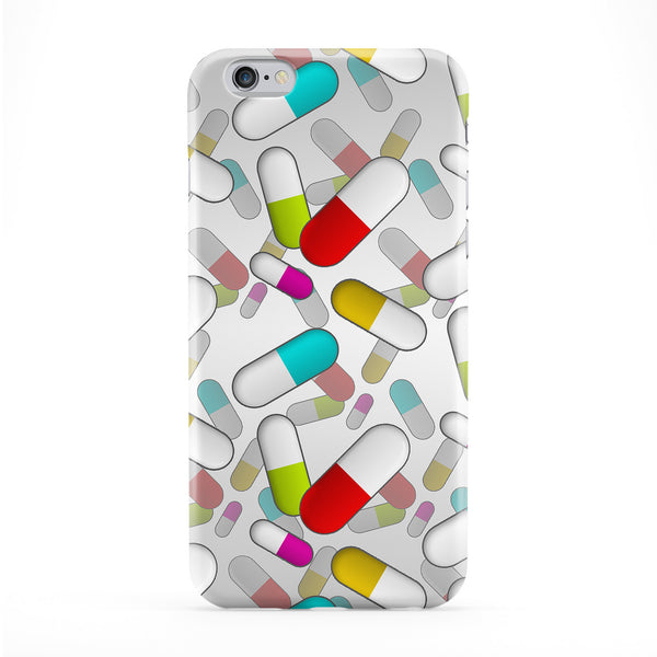 Pill Capsules Phone Case by BYMBOW
