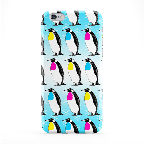 Penguin Pattern Phone Case by BYMBOW