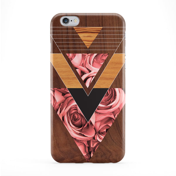 Modern Wood Pattern 21 Phone Case by BYMBOW