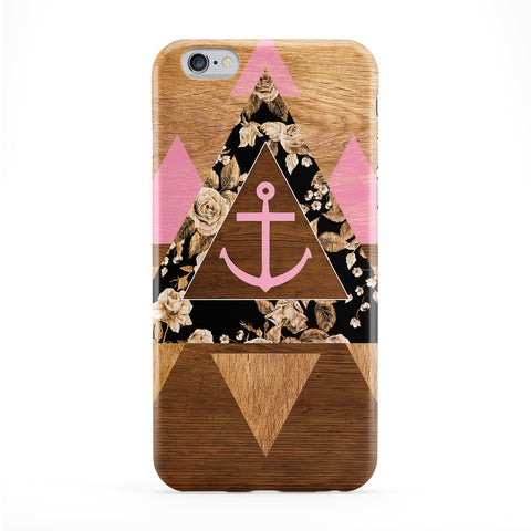 Modern Wood Pattern 19 Phone Case by BYMBOW