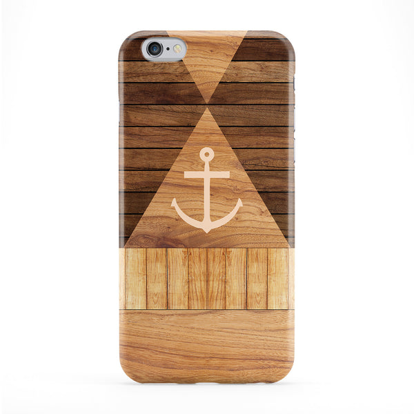Modern Wood Pattern 18 Phone Case by BYMBOW