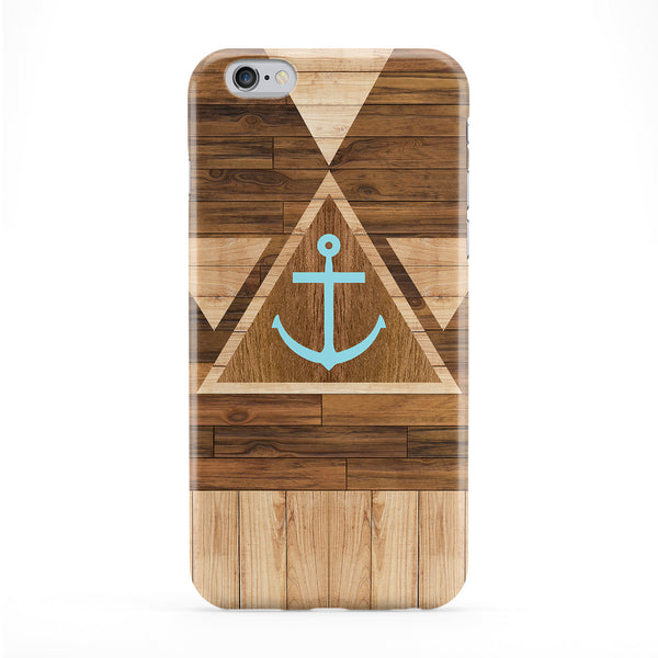 Modern Wood Pattern 16 Phone Case by BYMBOW