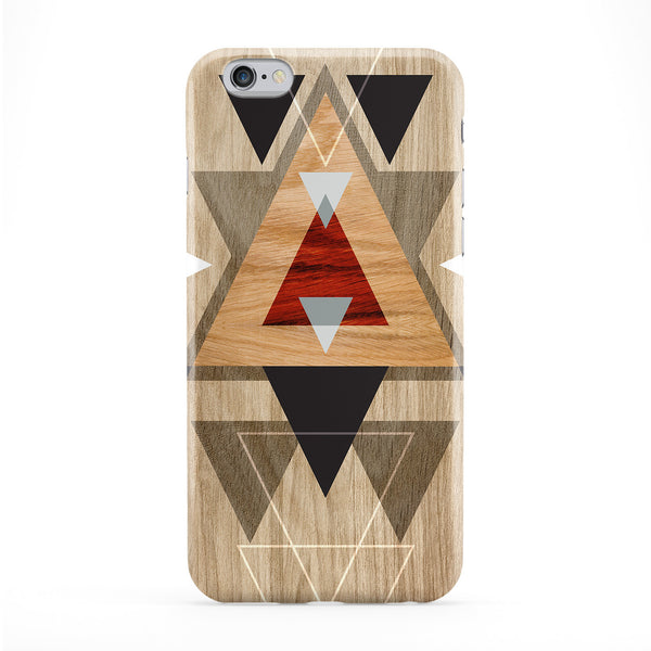 Modern Wood Pattern 14 Phone Case by BYMBOW