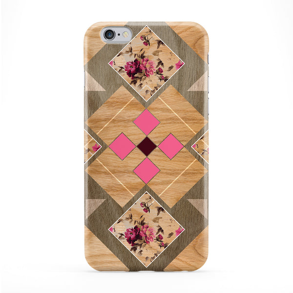 Modern Wood Pattern 13 Phone Case by BYMBOW