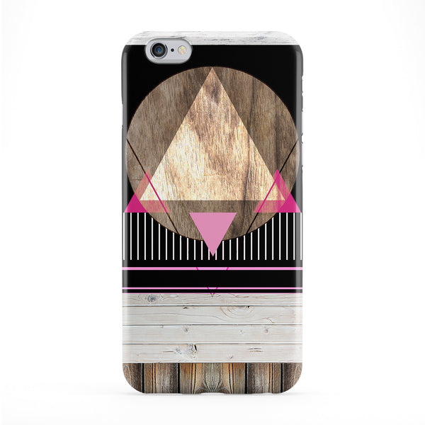 Modern Wood Pattern 10 Phone Case by BYMBOW