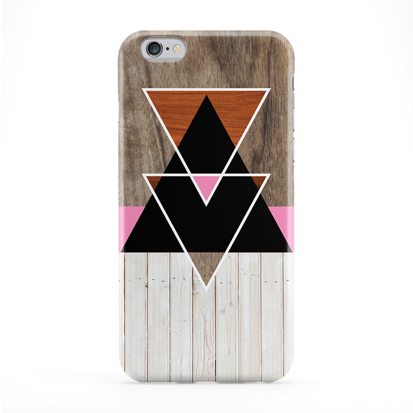 Modern Wood Pattern 08 Phone Case by BYMBOW
