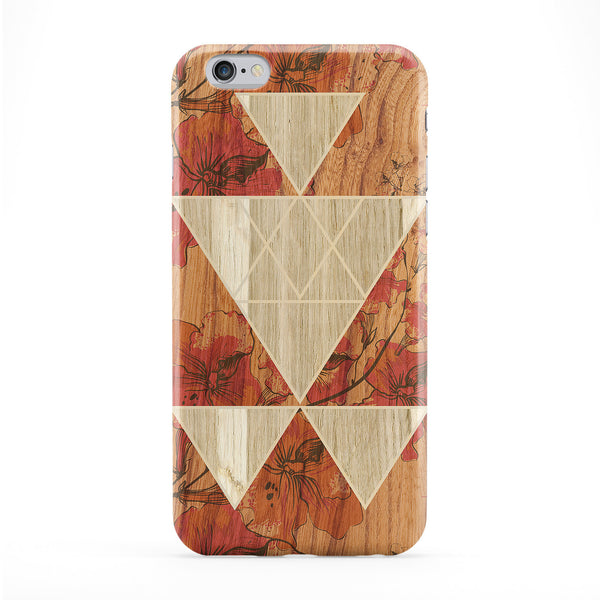 Modern Wood Pattern 07 Phone Case by BYMBOW