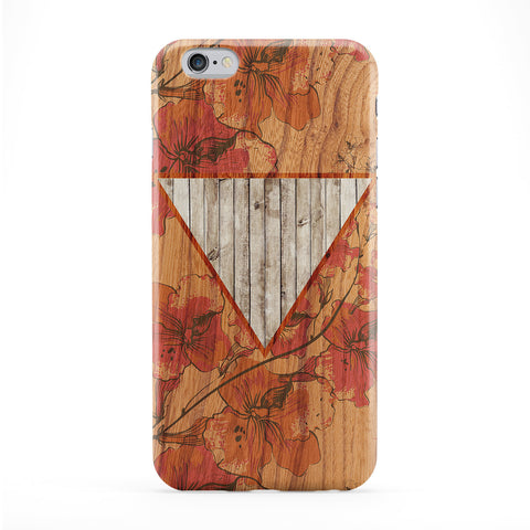 Modern Wood Pattern 06 Phone Case by BYMBOW