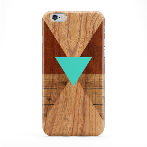 Modern Wood Pattern 05 Phone Case by BYMBOW