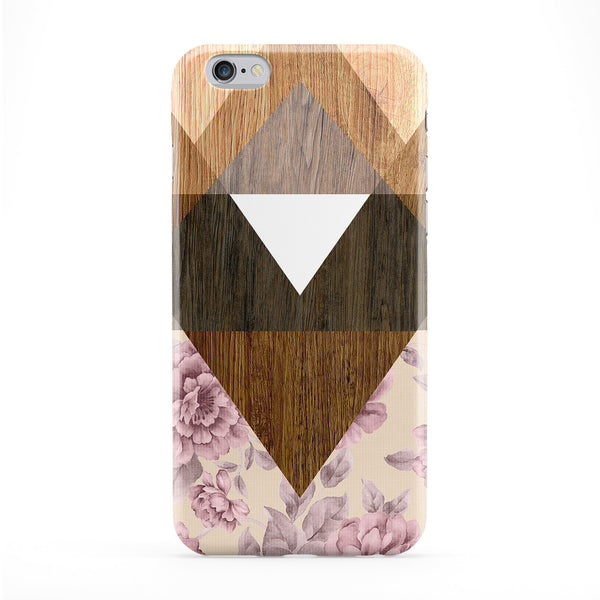Modern Wood Pattern 03 Phone Case by BYMBOW