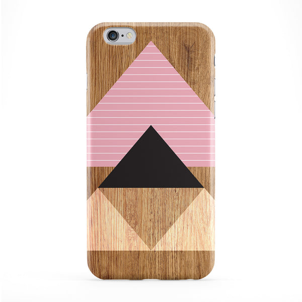 Modern Wood Pattern 01 Phone Case by BYMBOW