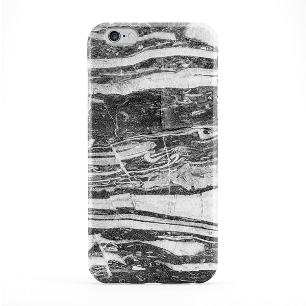 Marble Texture 07 Full Wrap Protective Phone Case by BYMBOW