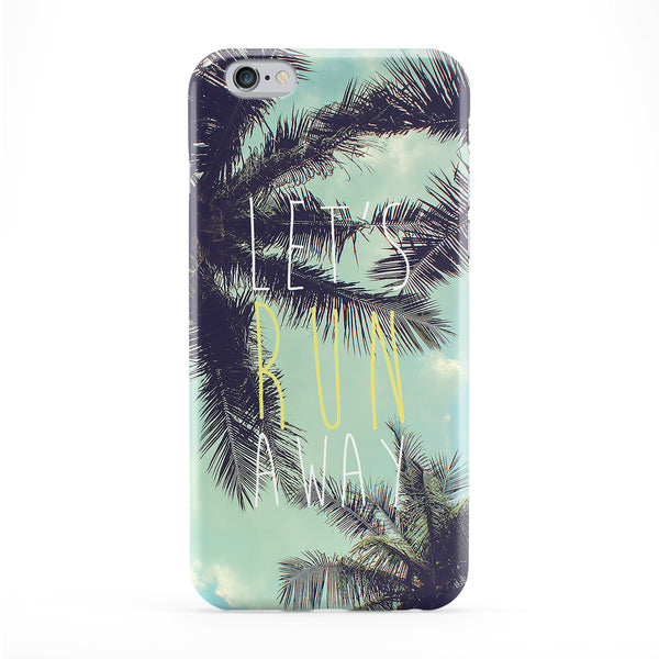 Let's Run Away Phone Case by BYMBOW