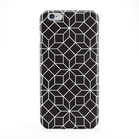 Geometric Pattern 05 Full Wrap Protective Phone Case by BYMBOW